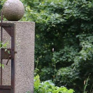 Kaisankodin kartanon puutarha
