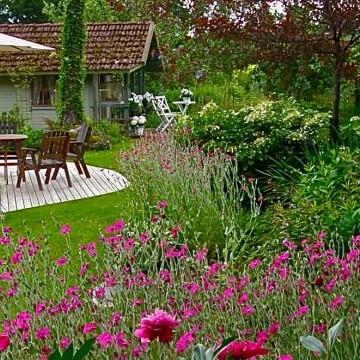 Ensiheinäs trädgård