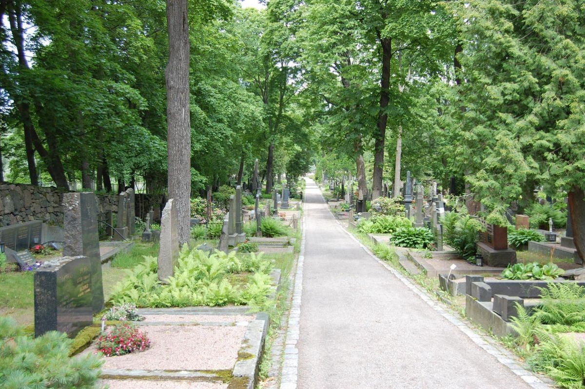 Hietaniemen hautausmaa | Avoimet Puutarhat
